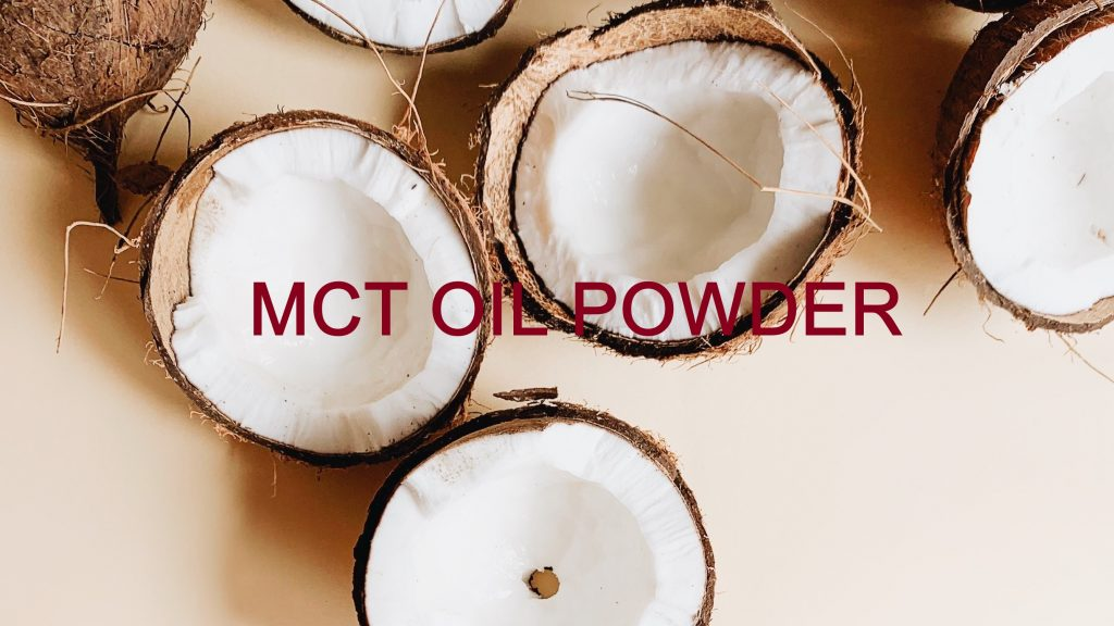 AA Pharmachem MCT oil powder